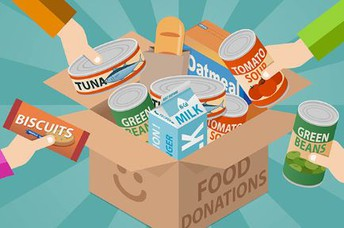 Cadott High School FBLA Chapter is hosting the annual Food Drive