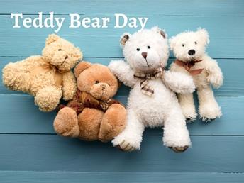 Kindergarten Teddy Bear Day