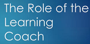 Accelerate Education-What is the role of the learning coach?
