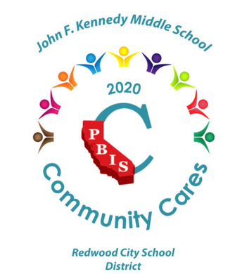 Kennedy Receives PBIS Cares Award From The State of California (Kennedy recibe el premio PBIS Cares del estado de California)