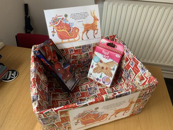 Elmet Lions & Spar 2019 Toy Appeal