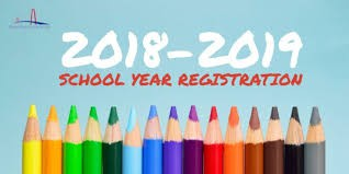 2018-2019 SBS Registration