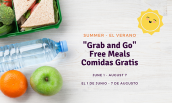 Free Food Continues!