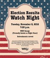 Election Results Watch Night