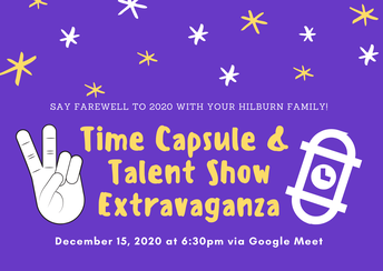 Time Capsule & Talent Show