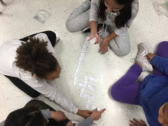 Growth Mindset Dominoes