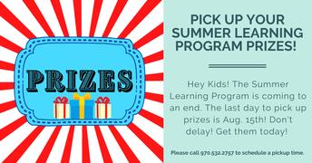 Pick Up Prizes!