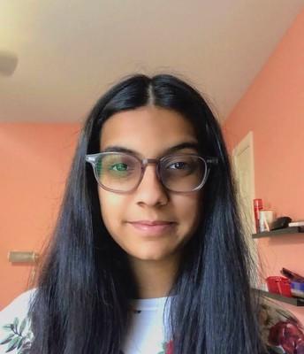 Ruhee Chitambar - 10th Grade