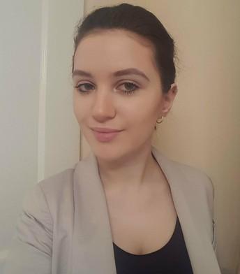 Grace Theodosis, MYP Year 1 Student Teacher, Math