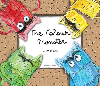 The Color Monster - Read Aloud by Mr. Joshua Brooks