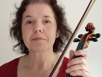 Montse Ciurans, violí Suzuki