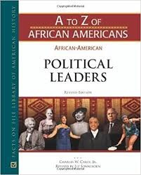 A to Z of African-American Political Leaders