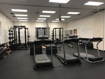 Weight & Cardio Room