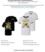 FHS Fall Homecoming T-Shirts for Sale