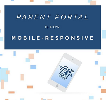 Mobile-Responsive Parent Portal