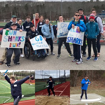 Unified Track & Field Team Holds First Meet