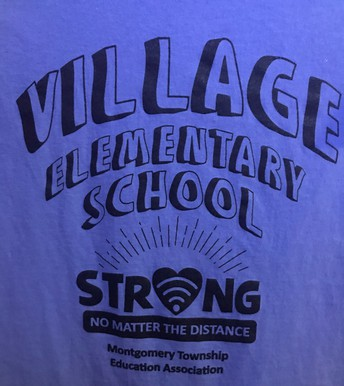 Remember to Wear Your VES Strong T-Shirt on Monday, April 19th!