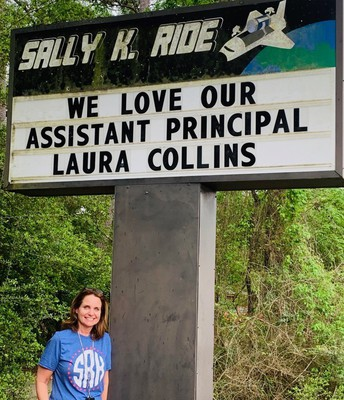 We Love You Mrs. Collins!!