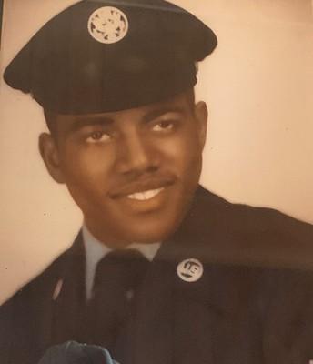 Master Sergeant James William Smith of Bessemer City, NC