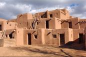 Pueblo Indian History for Kids