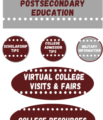 College and Military Information Page