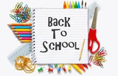 Dear Parents & Guardians - Back to School Day is coming soon!