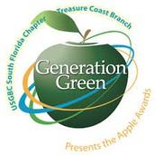 Port Salerno Elementary Stingrays Win Green Awards!