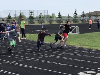 4th Grade Track Meet