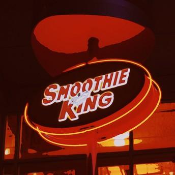 SMOOTHIE KING TREATS!
