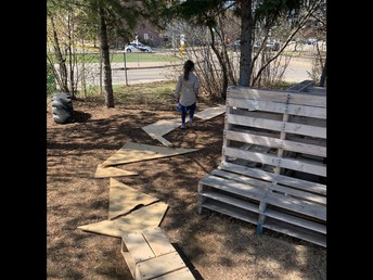 Outdoor Play for Pathways