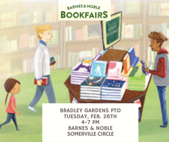 Barnes & Noble Book Fair This Tuesday