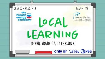K-3 Literacy Lessons