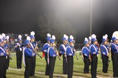 MHS marching band