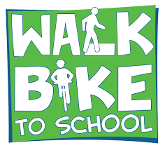 WALK & BIKE TO SCHOOL is OCTOBER 10