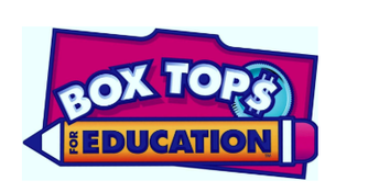 Please Send in your Box Tops!