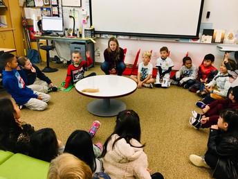 Mrs. Seibert's Community Circle