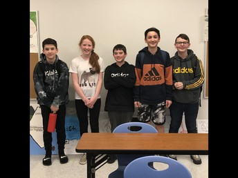 Congratulations to our Spelling Bee Winners