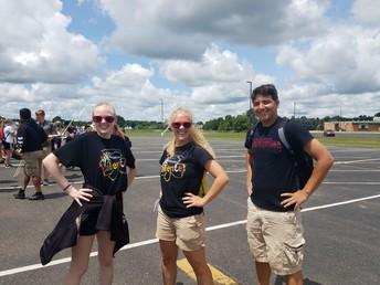 High School Drum Majors