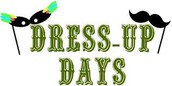 Up-coming Dress Up Days