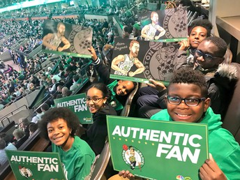 We are #Boston! Only Celtics Authentic Fans here!