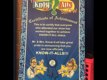 THE KNOW IT ALLS ASSEMBLY