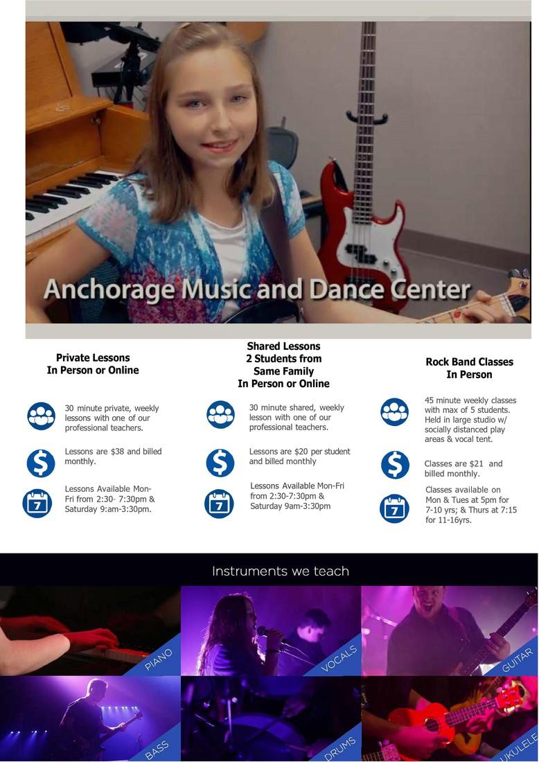 Music & Fine Arts Vendor