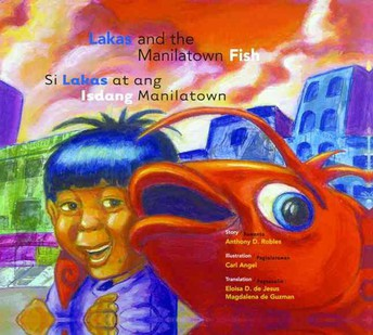 About Lakas and the Manilatown Fish