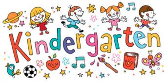 Planning for Kindergarten 2021-2022