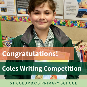 Coles National Writing Competition
