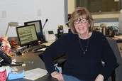 MUSTANG SPOTLIGHT - STRONGSVILLE MIDDLE SCHOOL MAIN OFFICE SECRETARY MRS. DIANE VARGO