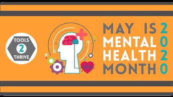 May - Mental Health Awareness Month