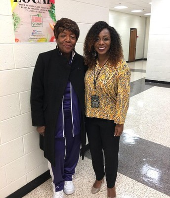 TCHS VPA Magnet Welcomes - Ms. MARLENE ROUNDS