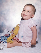 Freshman Baby Pictures for the Yearbook