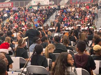 BHS Zone Orchestra Blizzard Bash